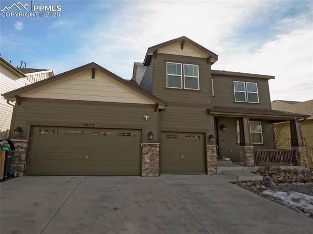 5873 Leon Young Drive, Colorado Springs, CO 80924 (#2342377) :: The Treasure Davis Team