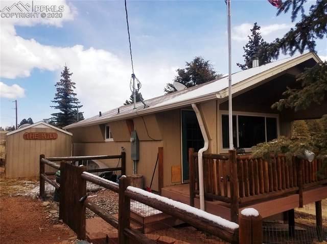122 Pamona Lake Drive, Divide, CO 80814 (#2345031) :: Finch & Gable Real Estate Co.