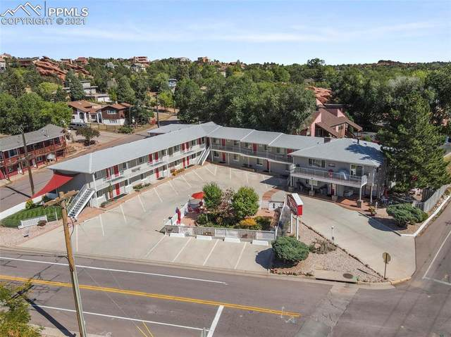 56 El Paso Boulevard, Manitou Springs, CO 80829 (#2346926) :: You 1st Realty
