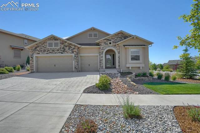1489 Yellow Tail Drive, Colorado Springs, CO 80921 (#2347287) :: 8z Real Estate