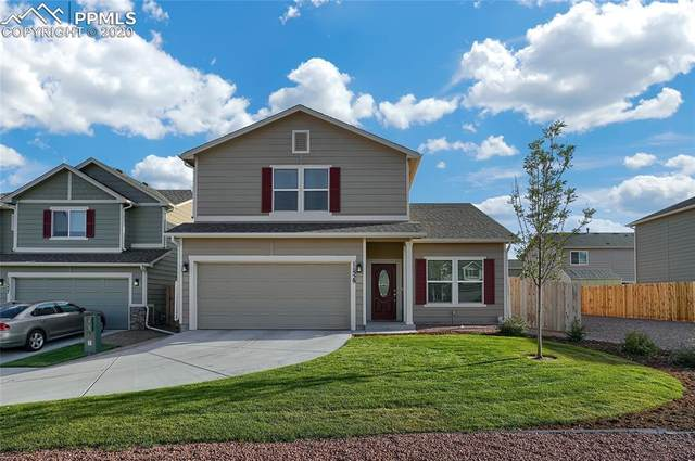 11529 Moonrock Heights, Peyton, CO 80831 (#2347311) :: CC Signature Group