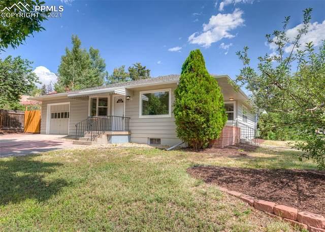 1104 E Dale Street, Colorado Springs, CO 80903 (#2348409) :: Venterra Real Estate LLC