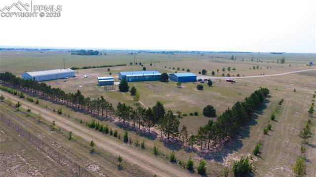 22550 Mcdaniels Road, Calhan, CO 80808 (#2349689) :: 8z Real Estate