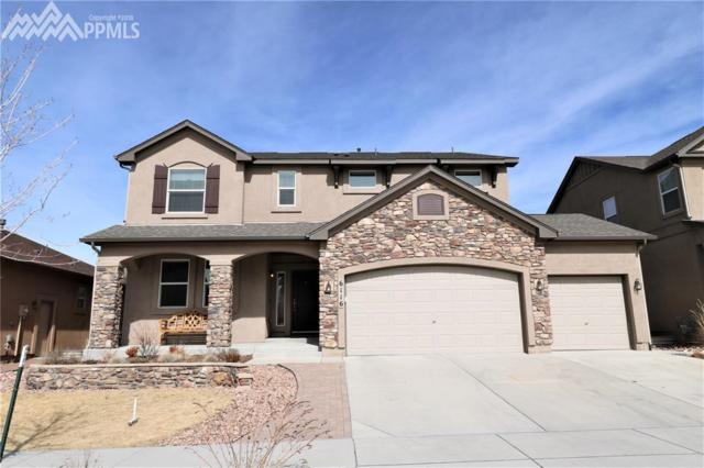 6116 Harney Drive, Colorado Springs, CO 80924 (#2351638) :: The Treasure Davis Team