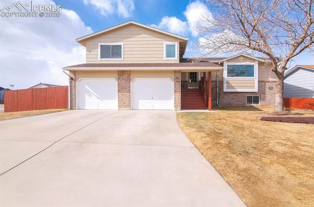 604 Montrail Drive, Colorado Springs, CO 80911 (#2352943) :: Finch & Gable Real Estate Co.