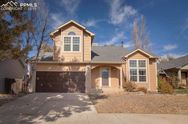 5010 Beechvale Drive, Colorado Springs, CO 80916 (#2353547) :: The Kibler Group
