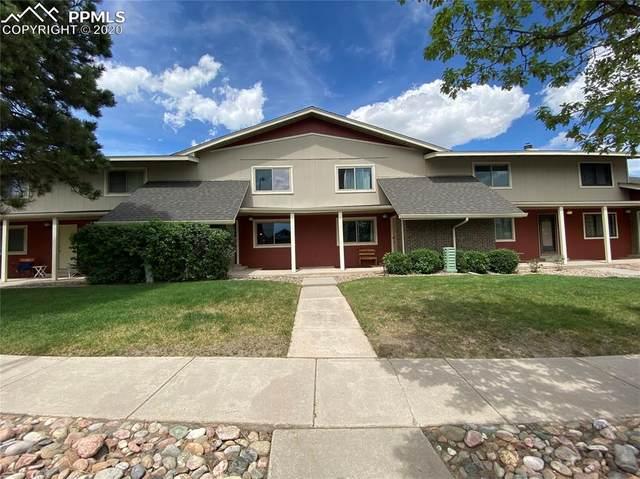 360 W Rockrimmon Boulevard D, Colorado Springs, CO 80919 (#2355508) :: The Treasure Davis Team