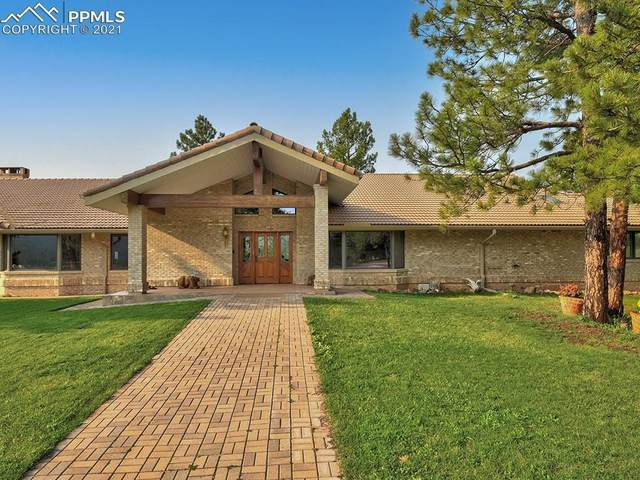 5025 Northcreek Road, Beulah, CO 81023 (#2357295) :: Tommy Daly Home Team