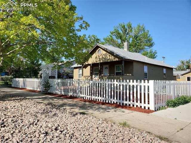 207 N Meade Avenue, Colorado Springs, CO 80909 (#2359390) :: Dream Big Home Team | Keller Williams