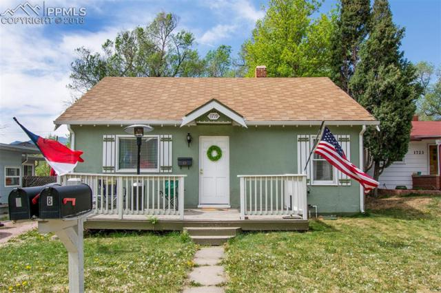 1719 W Kiowa Street, Colorado Springs, CO 80904 (#2361178) :: Jason Daniels & Associates at RE/MAX Millennium