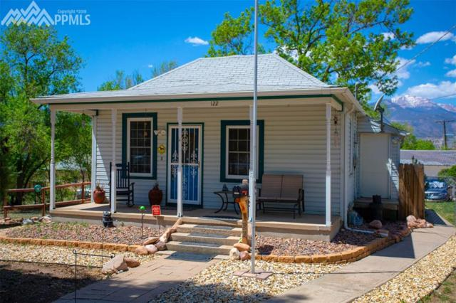 122 S Institute Street, Colorado Springs, CO 80903 (#2366801) :: RE/MAX Advantage
