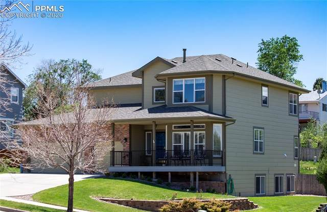 10120 Clear Creek Road, Colorado Springs, CO 80920 (#2367339) :: The Treasure Davis Team