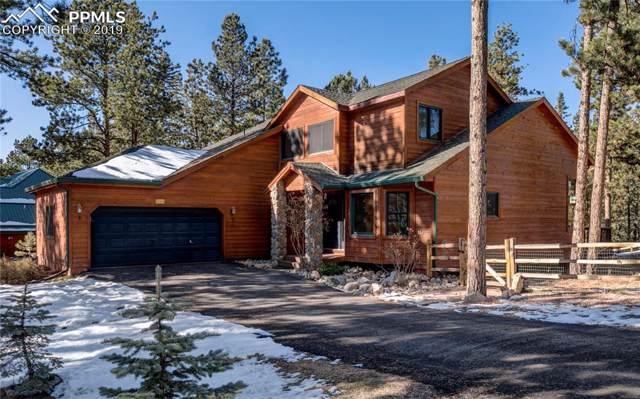 3145 Regent Drive, Woodland Park, CO 80863 (#2368017) :: 8z Real Estate