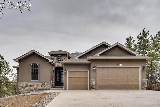 5234 Yari Drive, Colorado Springs, CO 80924 (#2368766) :: The Gold Medal Team with RE/MAX Properties, Inc