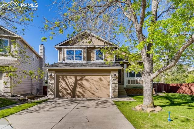 1045 Dancing Horse Drive, Colorado Springs, CO 80919 (#2372881) :: The Treasure Davis Team