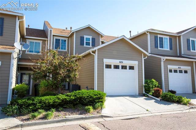 651 Hailey Glenn View, Colorado Springs, CO 80916 (#2373144) :: The Harling Team @ Homesmart Realty Group