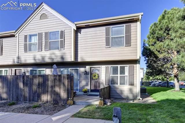 4324 Hawks Lookout Lane, Colorado Springs, CO 80916 (#2374732) :: Simental Homes | The Cutting Edge, Realtors