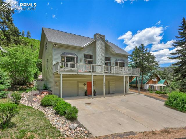11414 Belvidere Avenue, Green Mountain Falls, CO 80819 (#2374935) :: CC Signature Group
