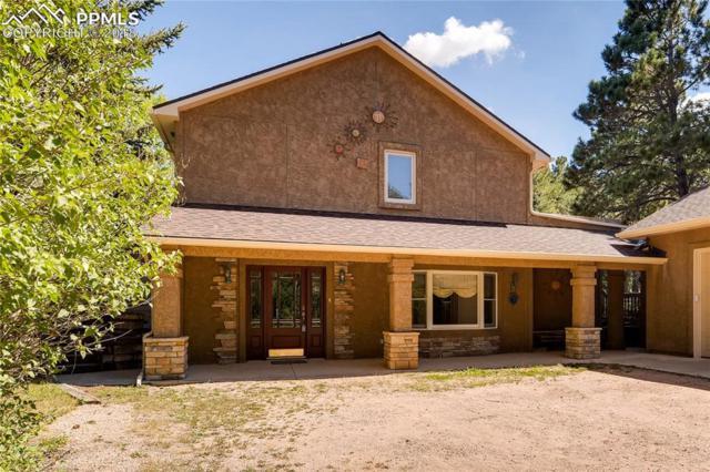 15855 Wildwind Terrace, Colorado Springs, CO 80908 (#2376238) :: Jason Daniels & Associates at RE/MAX Millennium