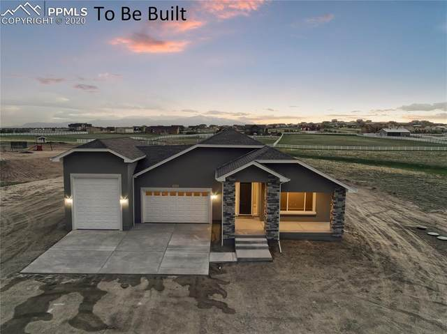 620 Meadowlark Lane, Woodland Park, CO 80863 (#2380027) :: Tommy Daly Home Team