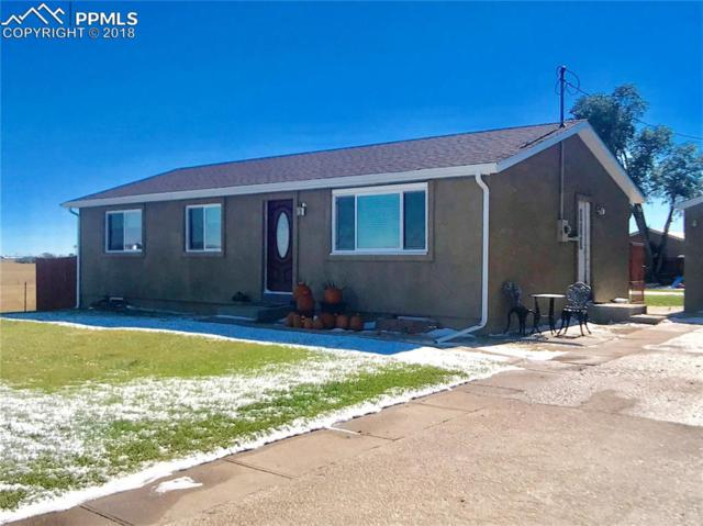 675 11th Street, Limon, CO 80828 (#2382500) :: The Treasure Davis Team