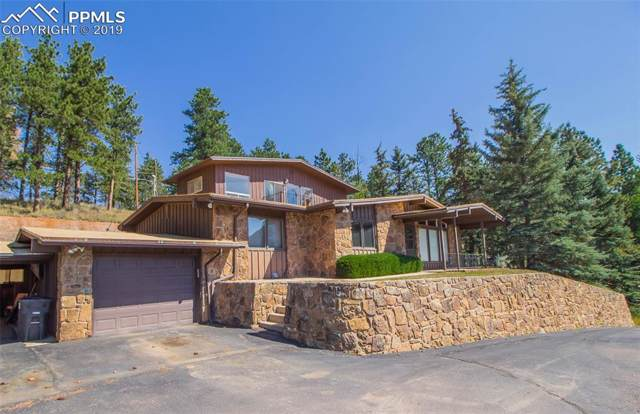 100 Apache Trail, Woodland Park, CO 80863 (#2384154) :: Perfect Properties powered by HomeTrackR