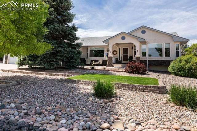 192 W Mangrum Court, Pueblo West, CO 81007 (#2384261) :: The Kibler Group