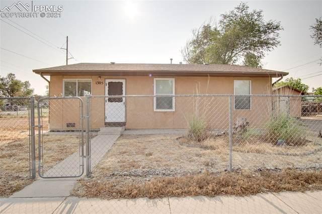 1305 Graham Avenue, Pueblo, CO 81003 (#2387302) :: Simental Homes | The Cutting Edge, Realtors