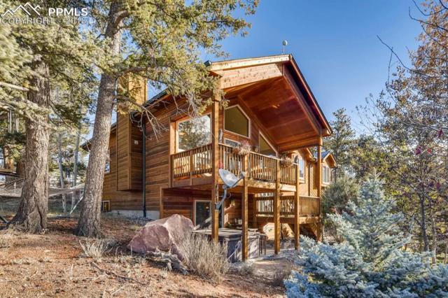 150 Ute Trail, Woodland Park, CO 80863 (#2387877) :: CENTURY 21 Curbow Realty