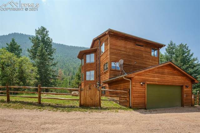 5320 Kulsa Road, Cascade, CO 80809 (#2388413) :: Tommy Daly Home Team