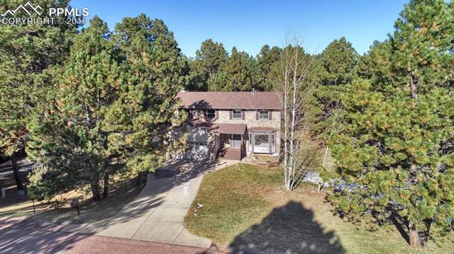 17635 Woodhaven Drive, Colorado Springs, CO 80908 (#2391103) :: The Hunstiger Team