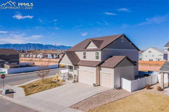 9394 Castle Oaks Drive, Fountain, CO 80817 (#2394146) :: The Treasure Davis Team