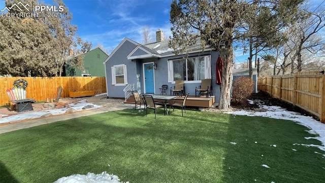 713 S Cedar Street, Colorado Springs, CO 80903 (#2394917) :: The Dixon Group