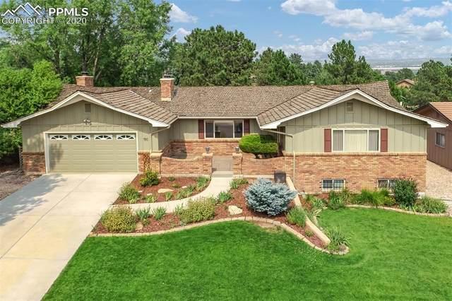 150 Dolomite Drive, Colorado Springs, CO 80919 (#2397644) :: 8z Real Estate