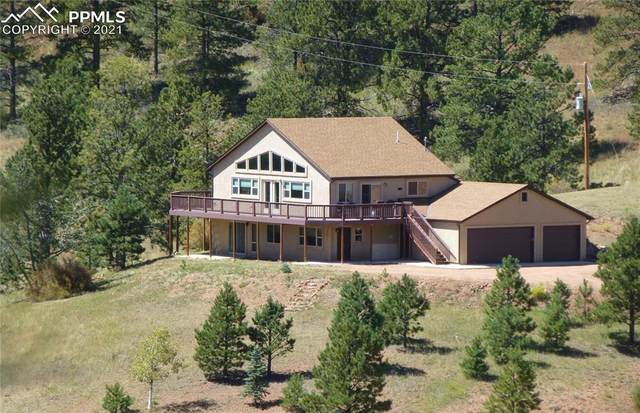 33 Independence Road, Cripple Creek, CO 80813 (#2398315) :: The Kibler Group