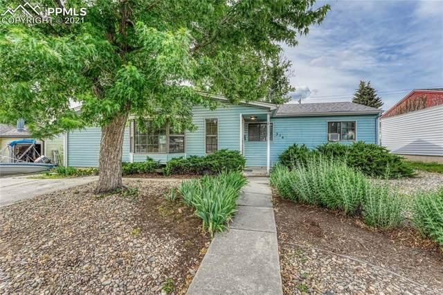314 Locust Drive, Colorado Springs, CO 80907 (#2398519) :: Dream Big Home Team   Keller Williams