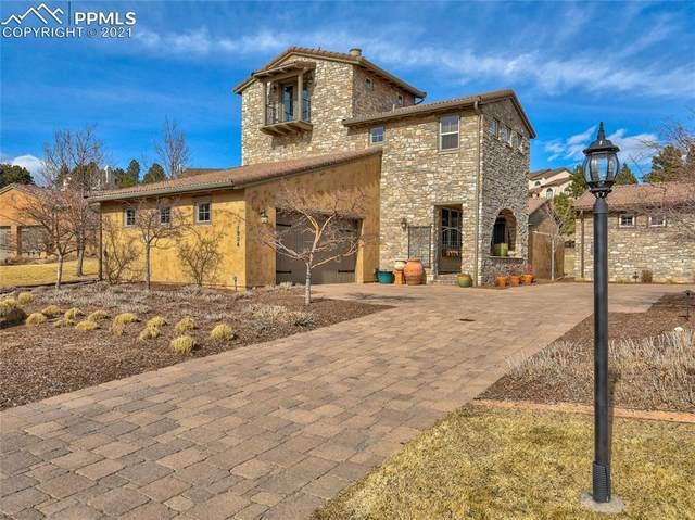1934 La Bellezza Grove, Colorado Springs, CO 80919 (#2400036) :: The Scott Futa Home Team
