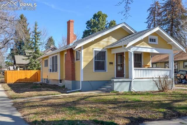 604 E Espanola Street, Colorado Springs, CO 80907 (#2401336) :: Colorado Home Finder Realty