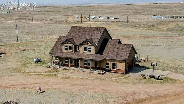 5485 N Yoder Road, Calhan, CO 80808 (#2401572) :: The Cutting Edge, Realtors