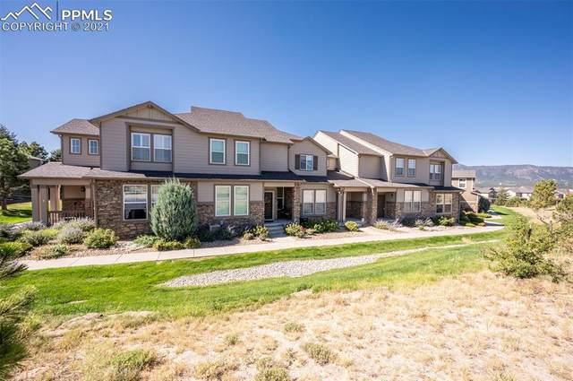 1236 Timber Run Heights, Monument, CO 80132 (#2404284) :: Tommy Daly Home Team