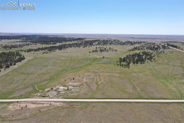 0001 County Road 73 Road, Calhan, CO 80808 (#2406186) :: The Kibler Group