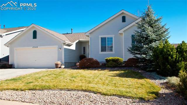 17145 Park Trail Drive, Monument, CO 80132 (#2406956) :: Action Team Realty