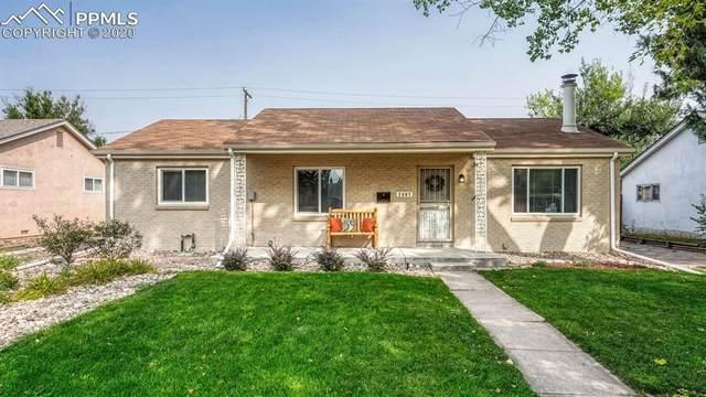 2407 N Meade Avenue, Colorado Springs, CO 80907 (#2409757) :: Venterra Real Estate LLC
