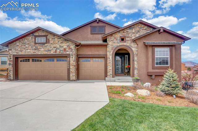 15530 Short Line Court, Monument, CO 80132 (#2412164) :: Action Team Realty