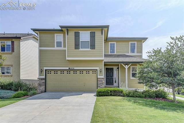 1830 Wildwood Pass Drive, Colorado Springs, CO 80921 (#2412548) :: Tommy Daly Home Team