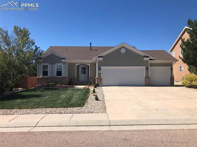 10442 Scotts Bluff Drive, Peyton, CO 80831 (#2412664) :: The Daniels Team