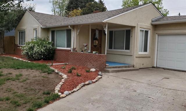 516 W Cheyenne Road, Colorado Springs, CO 80906 (#2418032) :: The Peak Properties Group