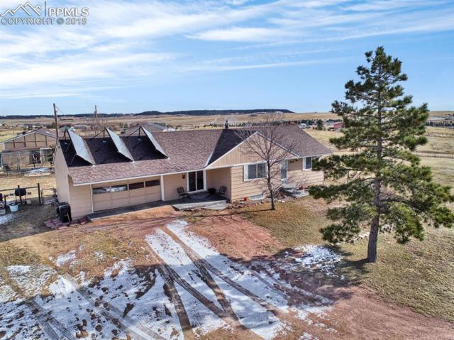16655 Brooks Way, Elbert, CO 80106 (#2418988) :: Action Team Realty