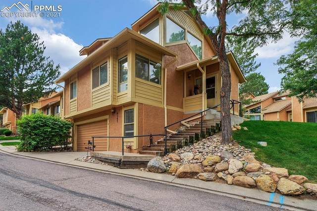 4245 Autumn Heights Drive Unit F, Colorado Springs, CO 80906 (#2419969) :: Action Team Realty
