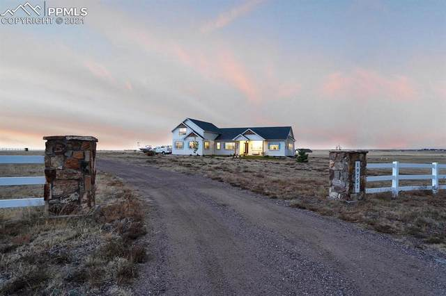 19751 Good Life View, Calhan, CO 80808 (#2420162) :: The Gold Medal Team with RE/MAX Properties, Inc